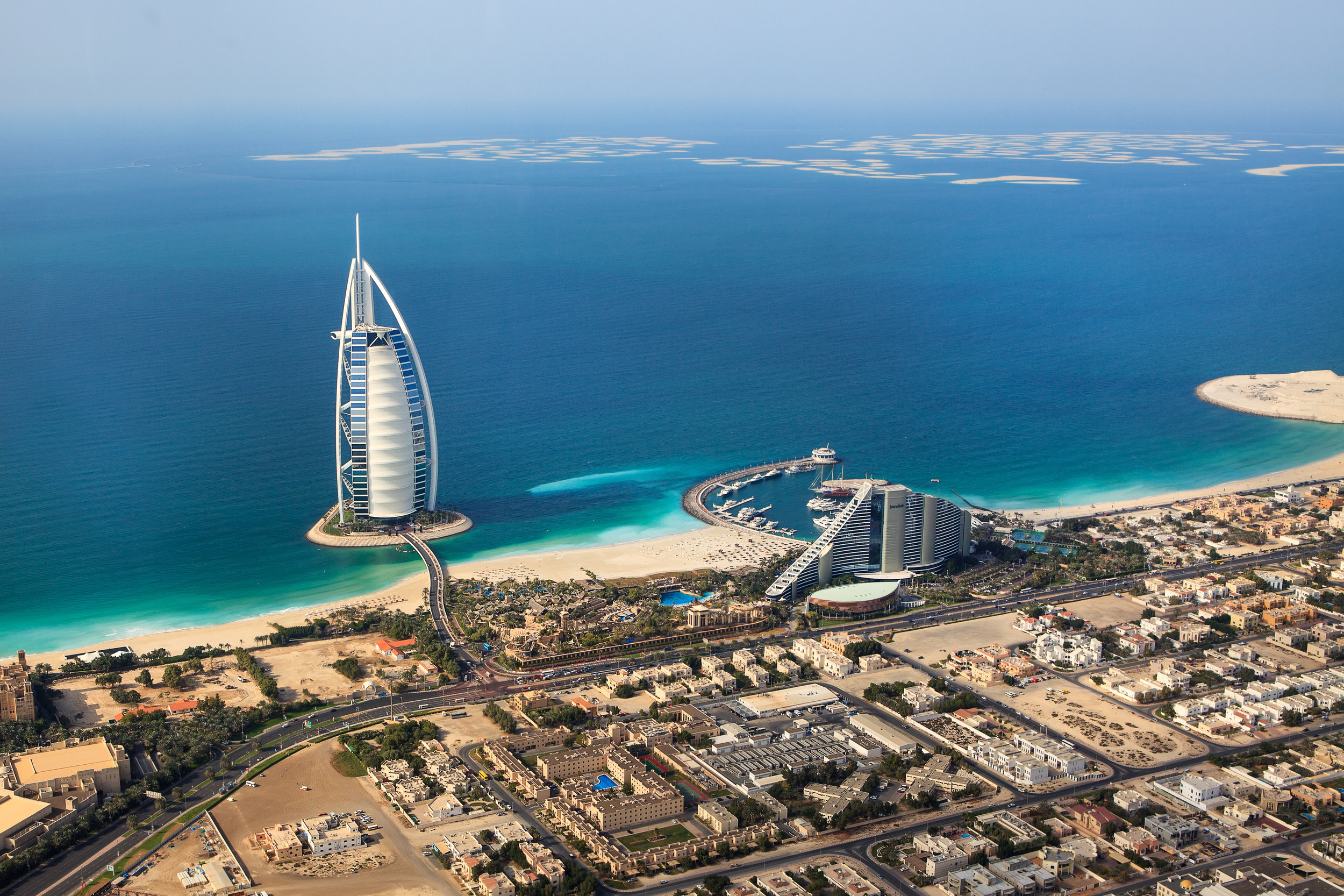 Dubai  Experience the summer like royalty as you visit Dubai in this highly pleasant weather in March. Get ready to immerse yourself in the rich culture of Dubai and to get lost in the sprawling bazaars that will keep you captivated for days.