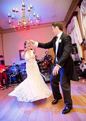 wedding band Kent