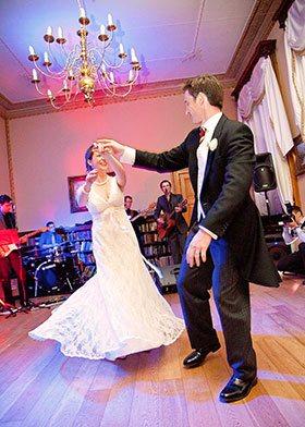 wedding band Sussex | Milo Max