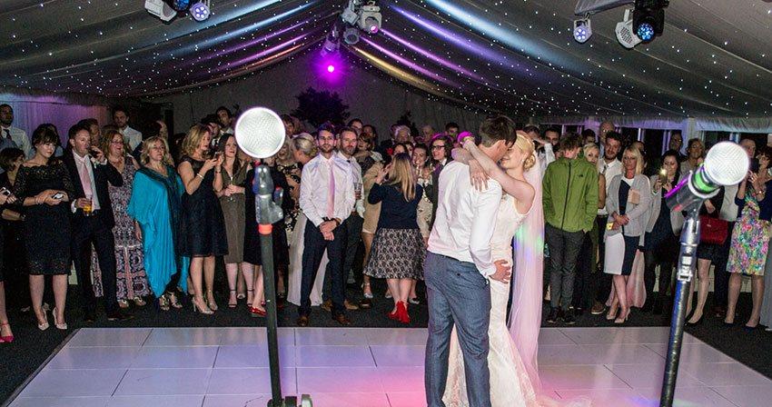Joe & clare's wedding