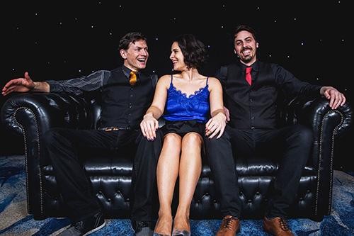 wedding band surrey - milo max