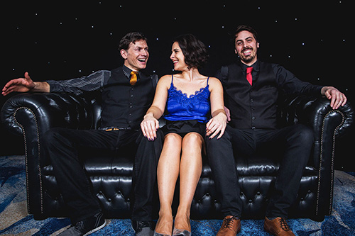 pro wedding covers band