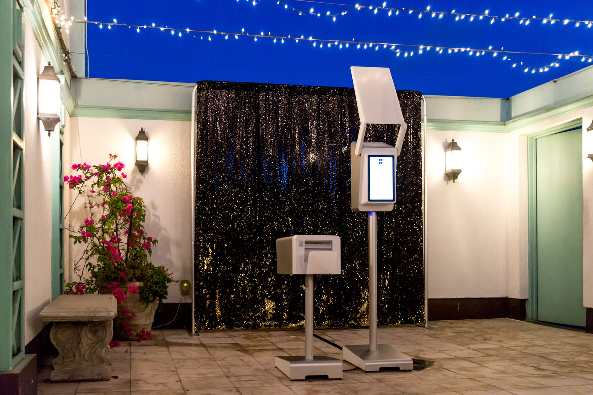 Our Photo Booth - Our state of the art photo booth can deliver high quality prints or digital images to you immediately.