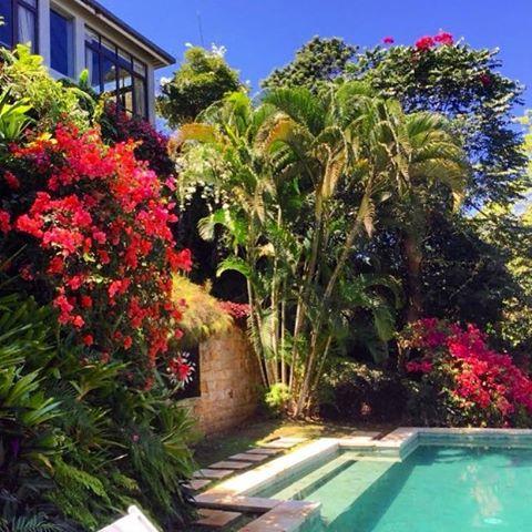 Your very own private poolside oasis at #myolafiji 🌺 #fiji #travel #wanderlust #luxury