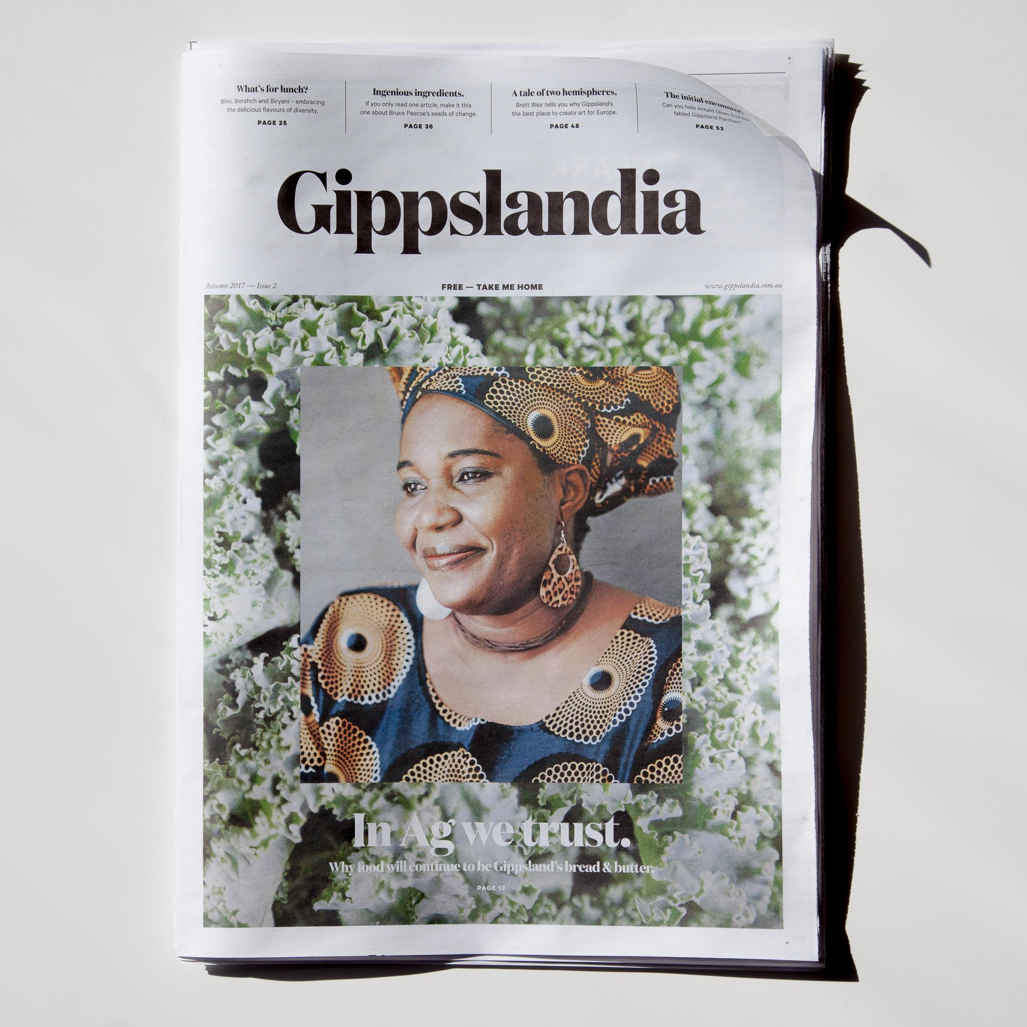 Gippslandia Issue 2.