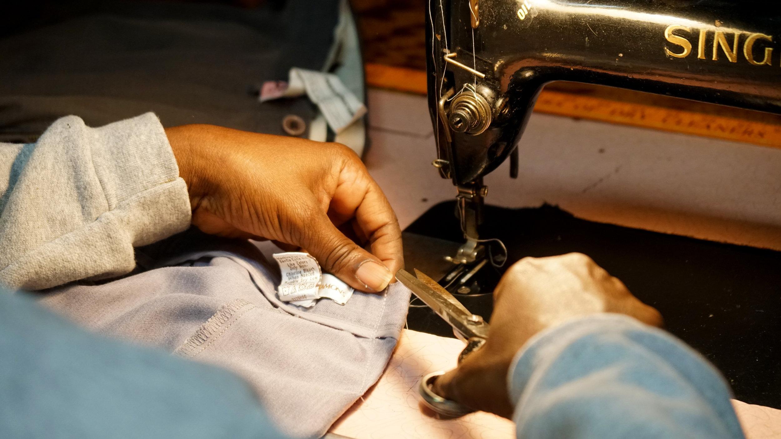 Linn Cleaners - Ali Sewing.jpg