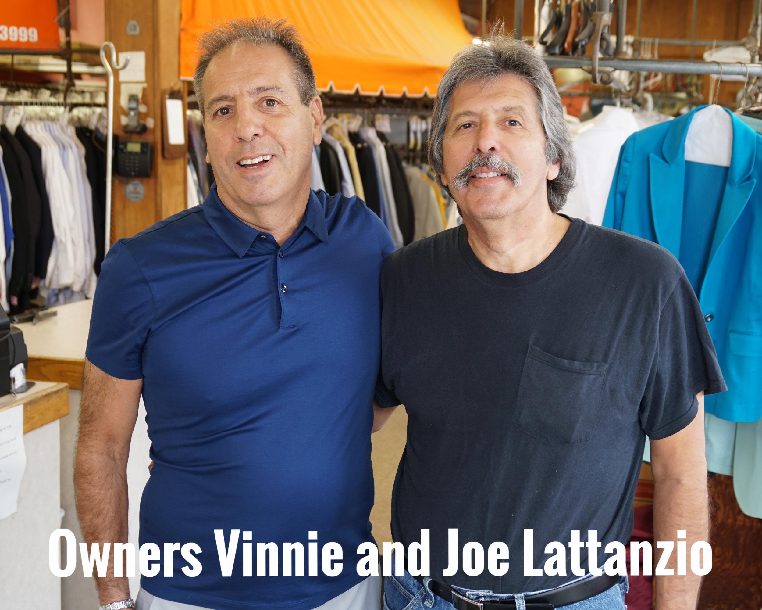 Linn Cleaners - Vinnie and Joey.jpg