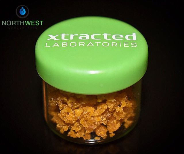 If your a fan of @refine_alaska be sure to check there value brand from Xtracted @nw_concentrates  Bowser Crumble | 77.4 THC | 2.07 CBD | 2.41 Terps License #11121