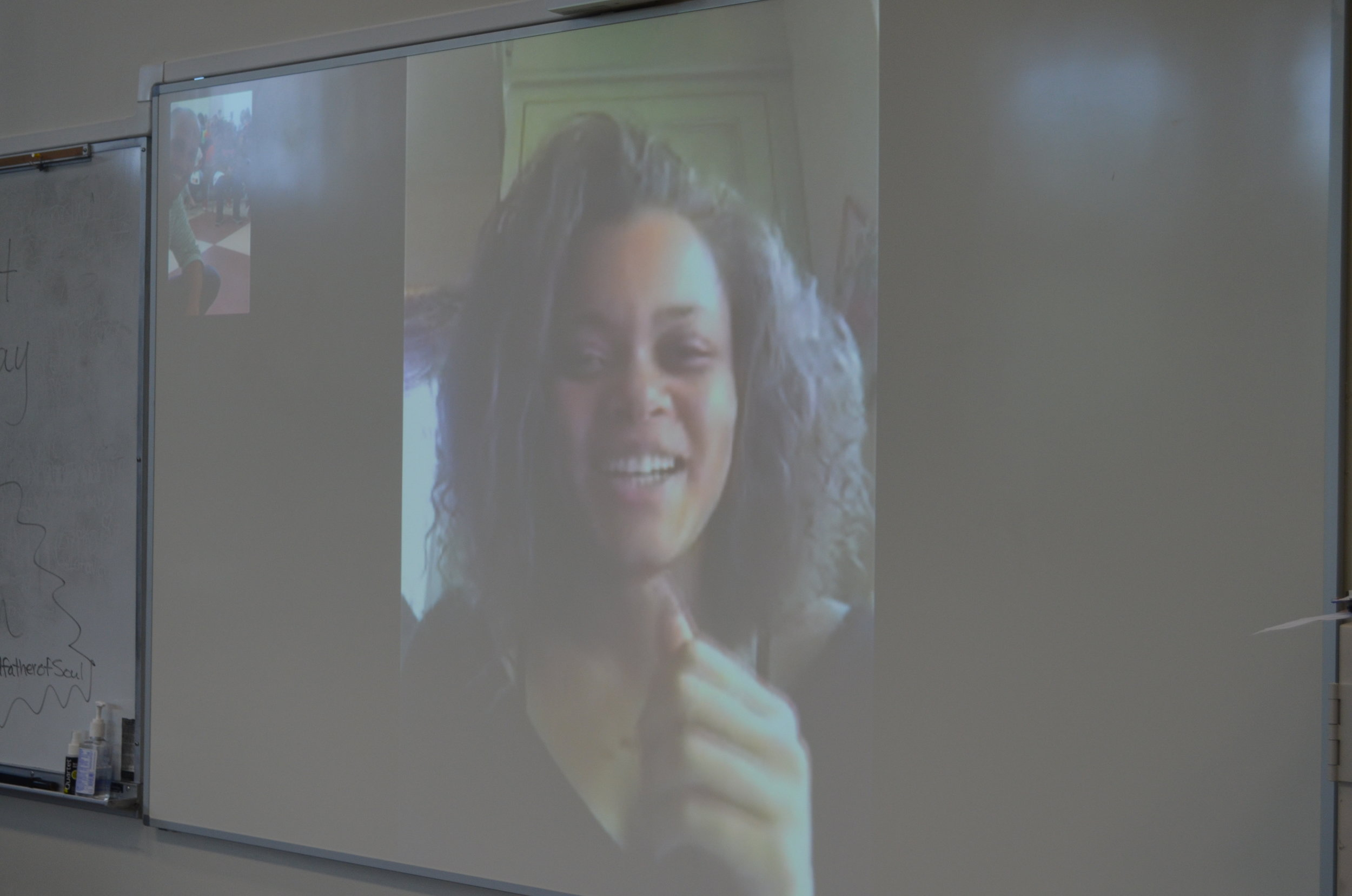 Popular musician, Andra Day, called our campers to talk them about songwriting.