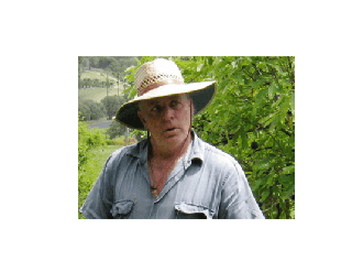 Ian and Linda Burrow (Chem-Free - )   Located at Mount Cotton in the Redland Shire, Ian is a fifth generation farmer and takes pride in growing delicious avocadoes, mangoes, lychees and sprouts for Food Connect since 2006.
