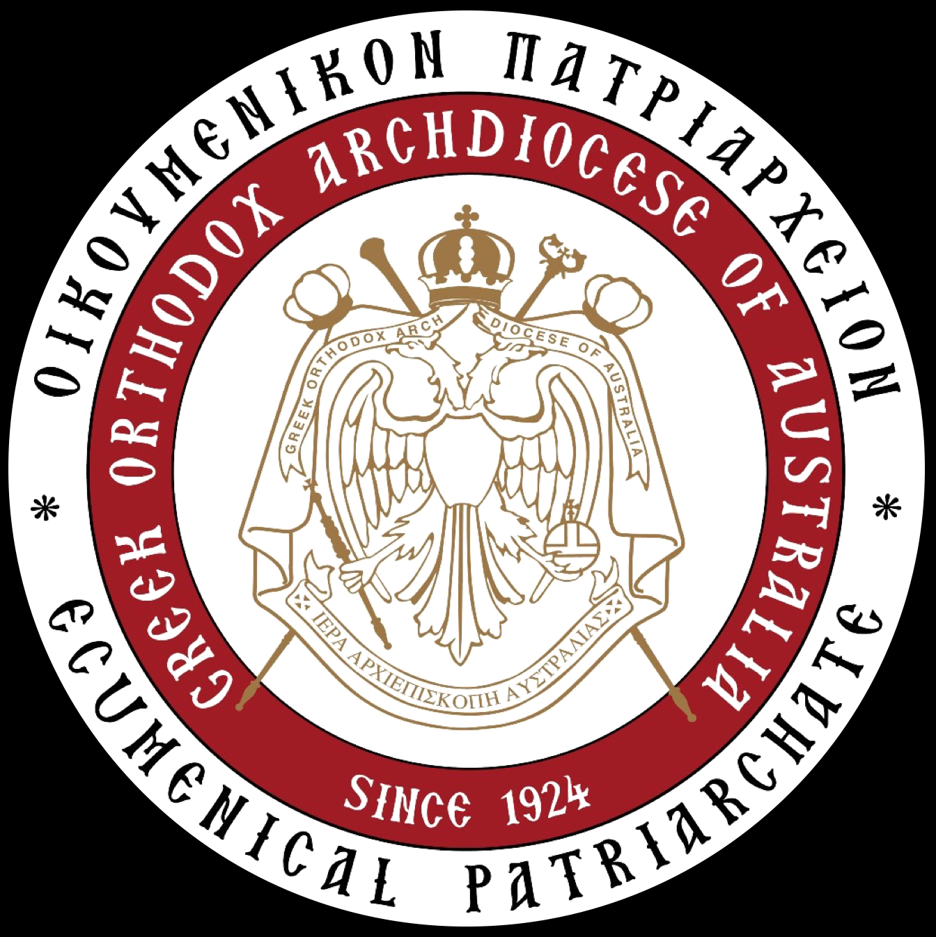 Archdiocese Logo Round