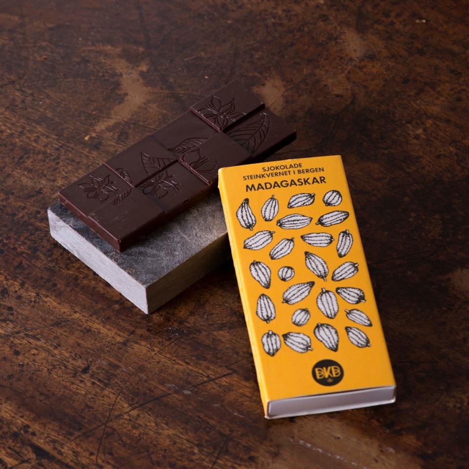 Sjokoladeplater -