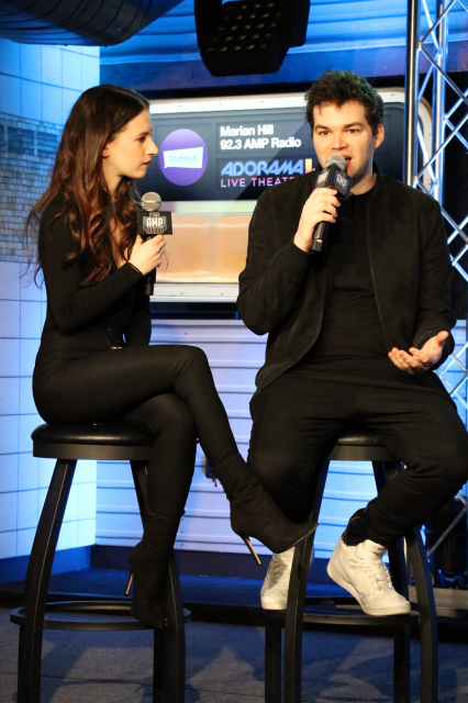 Marian Hill Interview at 92.3 AMP Radio 3.jpg