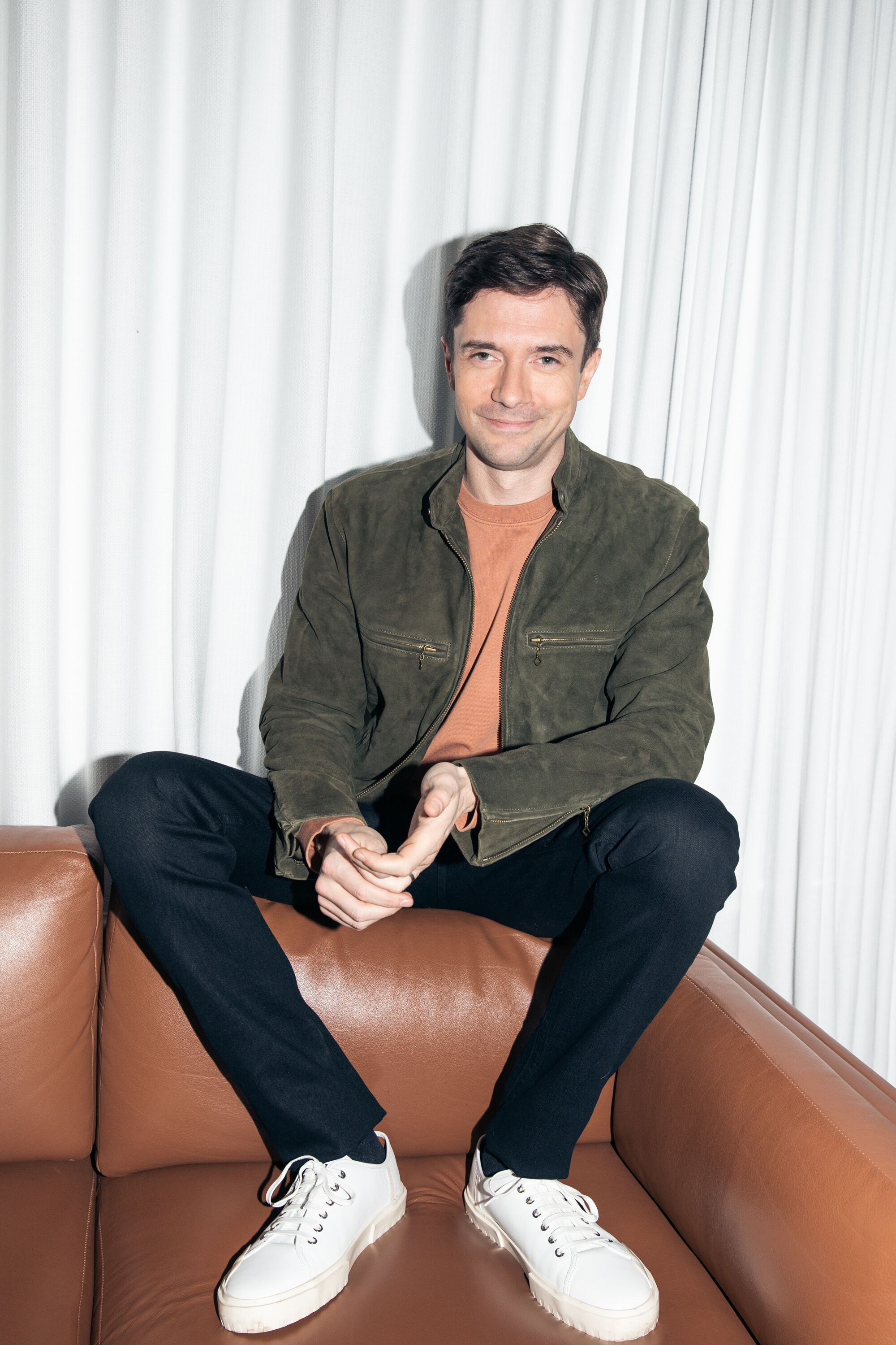 The coveter TOPHER GRACE