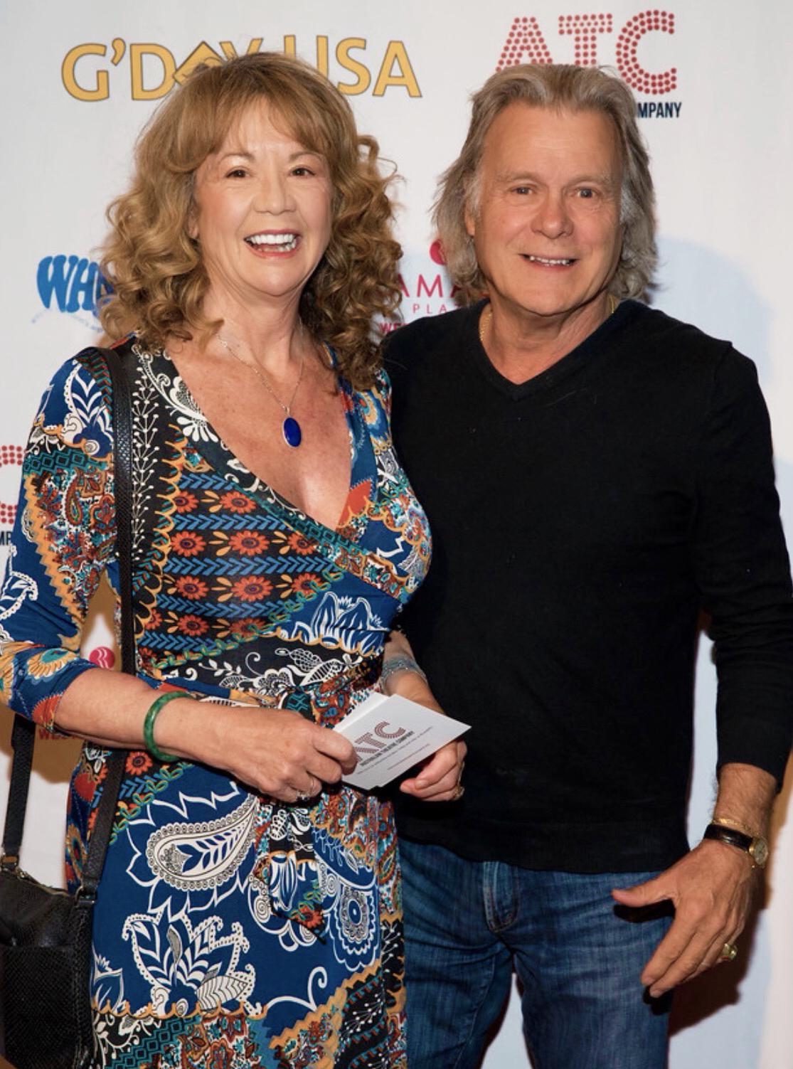 Margie and Bob Pritchard