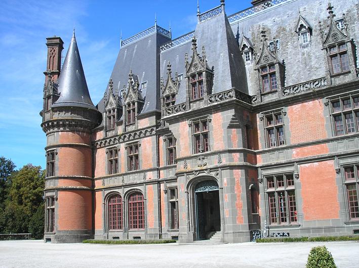 Trévarez Castle