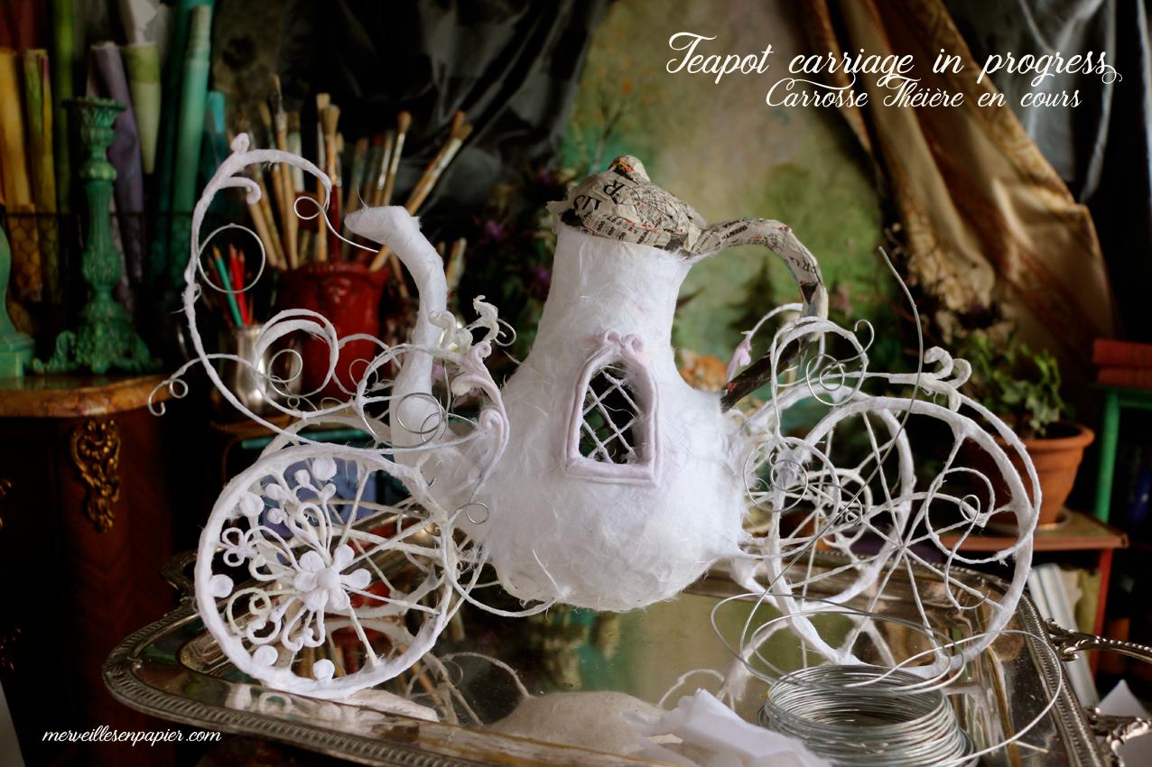 Teapot Carriage