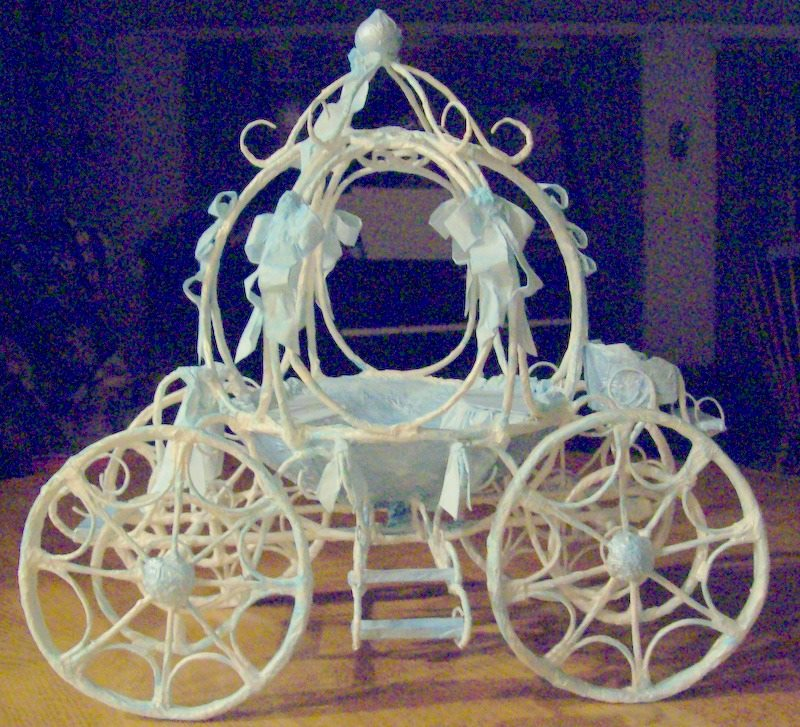 Judith's Carriage