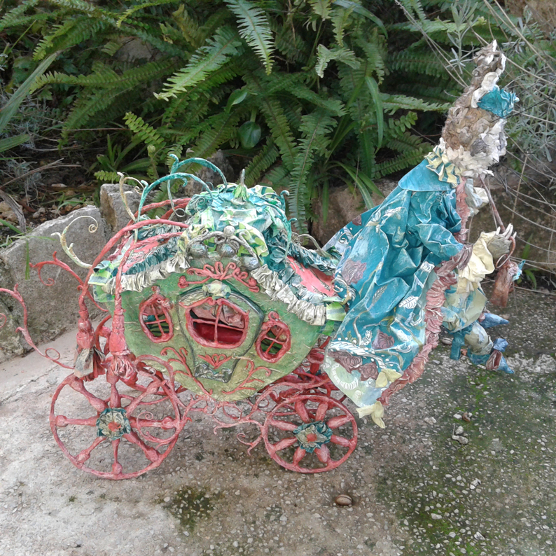Sonia's carriage