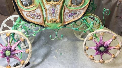 Kellie's carriage