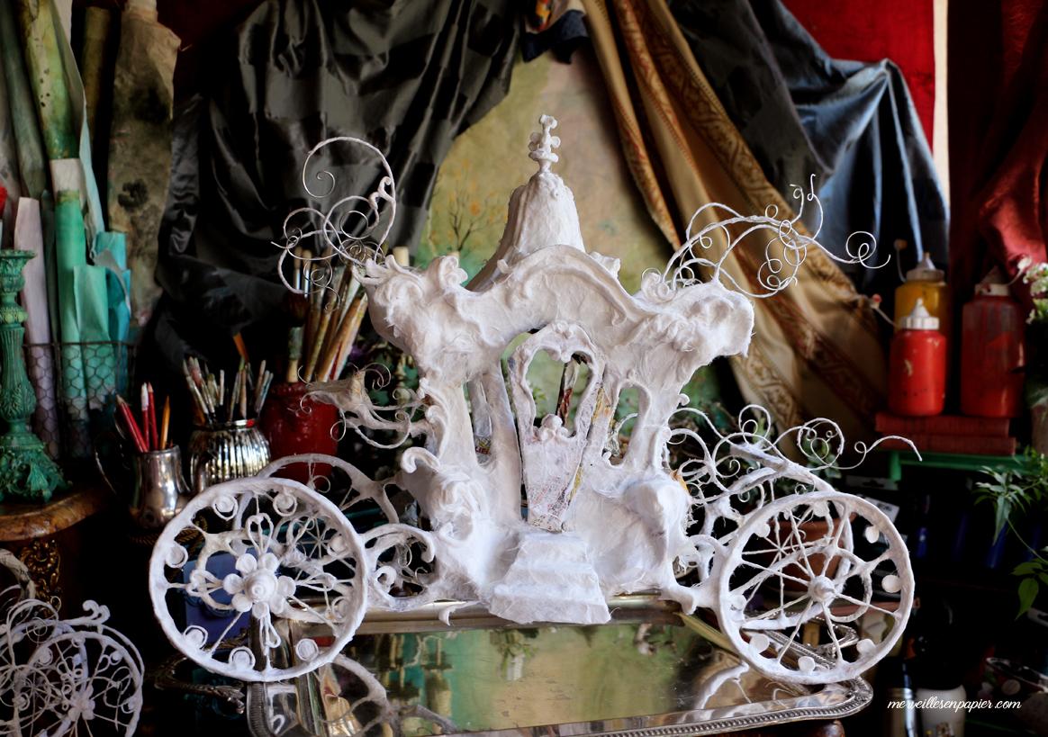 baroque carriage