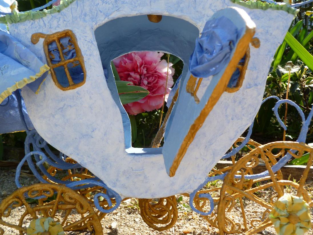 Amandine's carriage