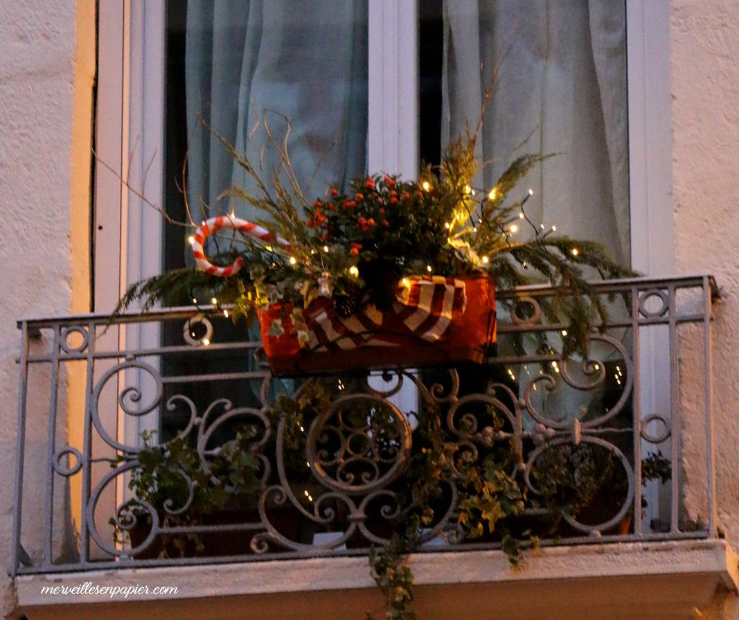 Jardinière de Noël
