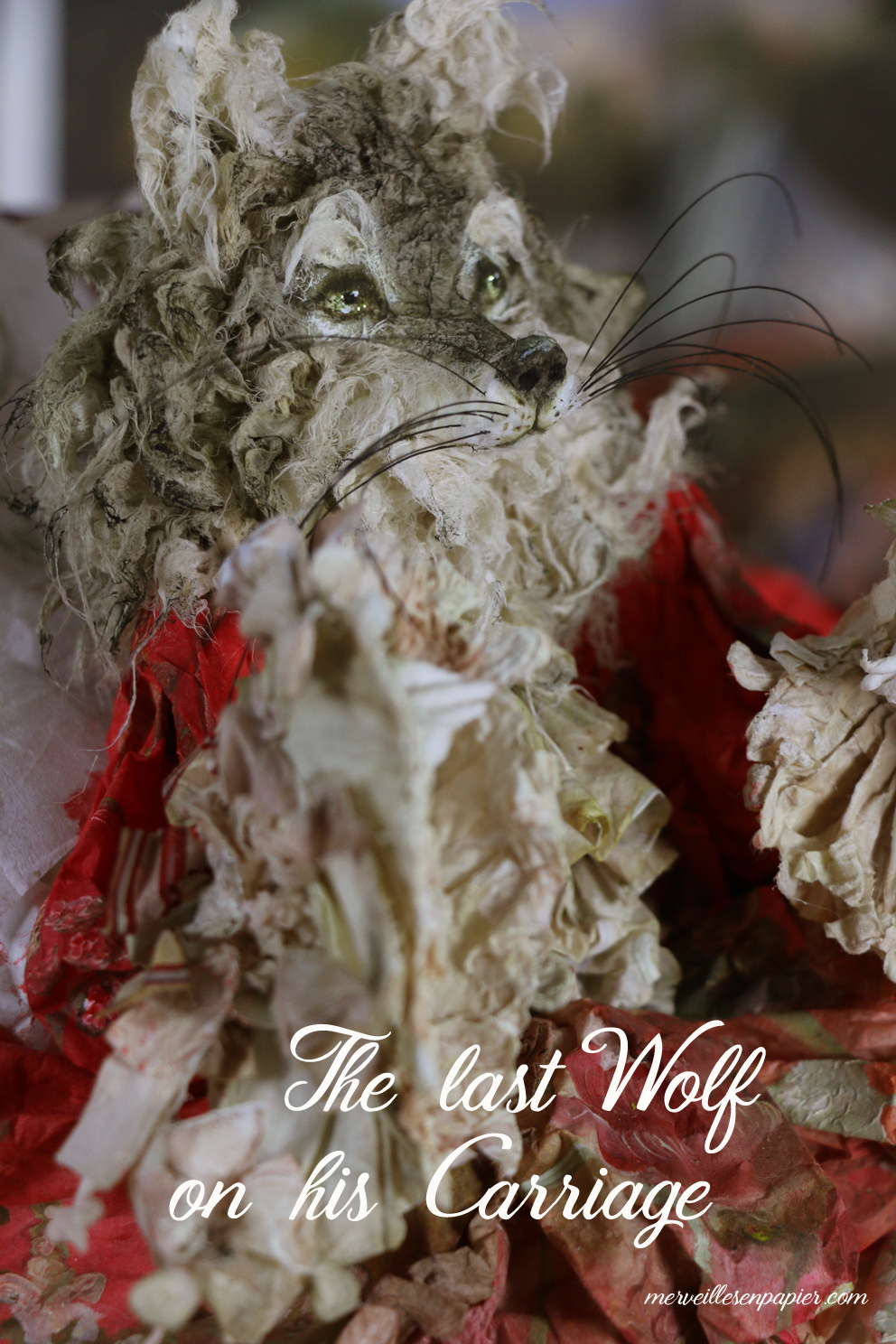 Wolf from Little red riding Hood