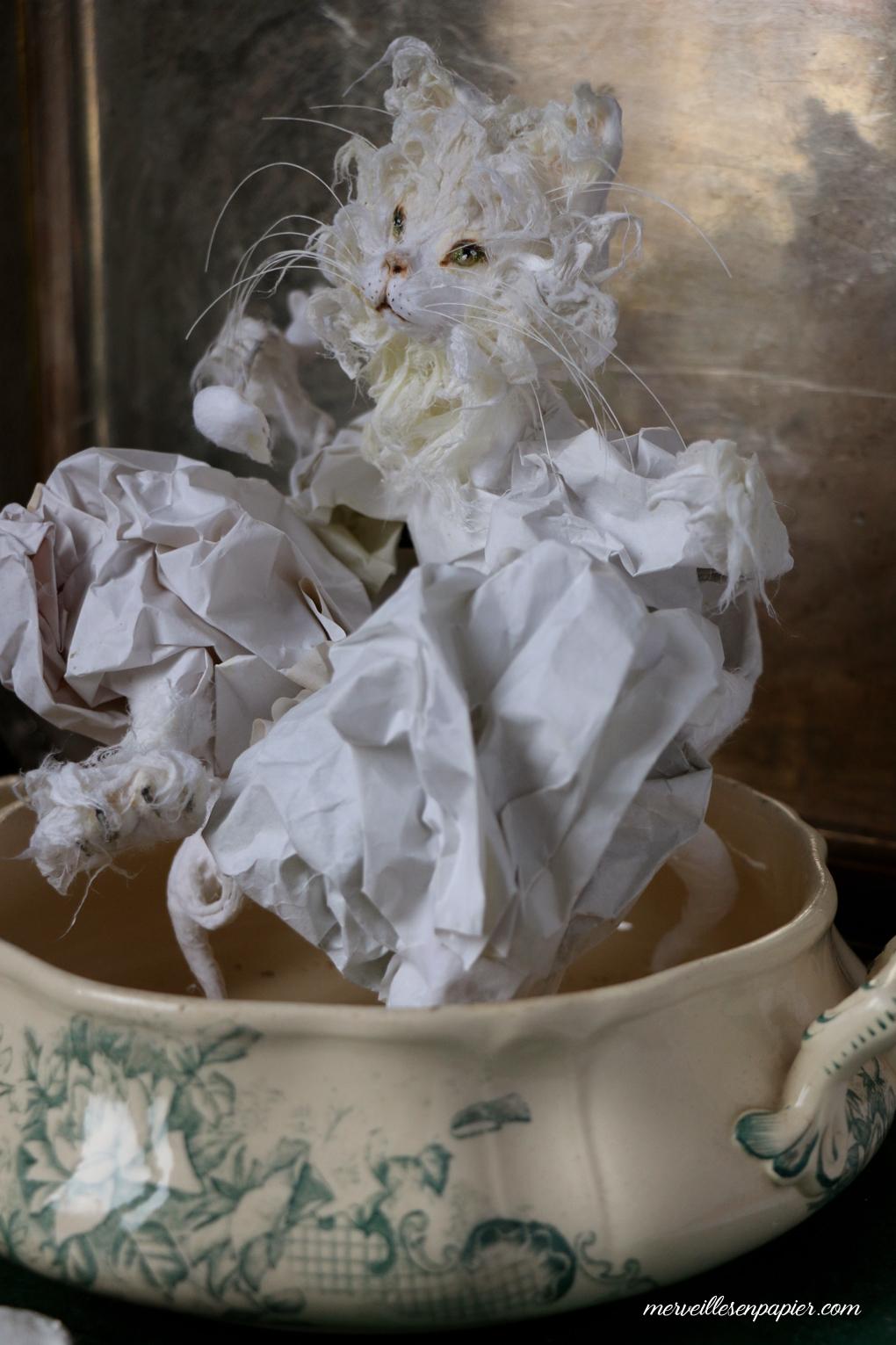 Le Souper de Chatte Blanche (en cours) Madame d'Aulnoy