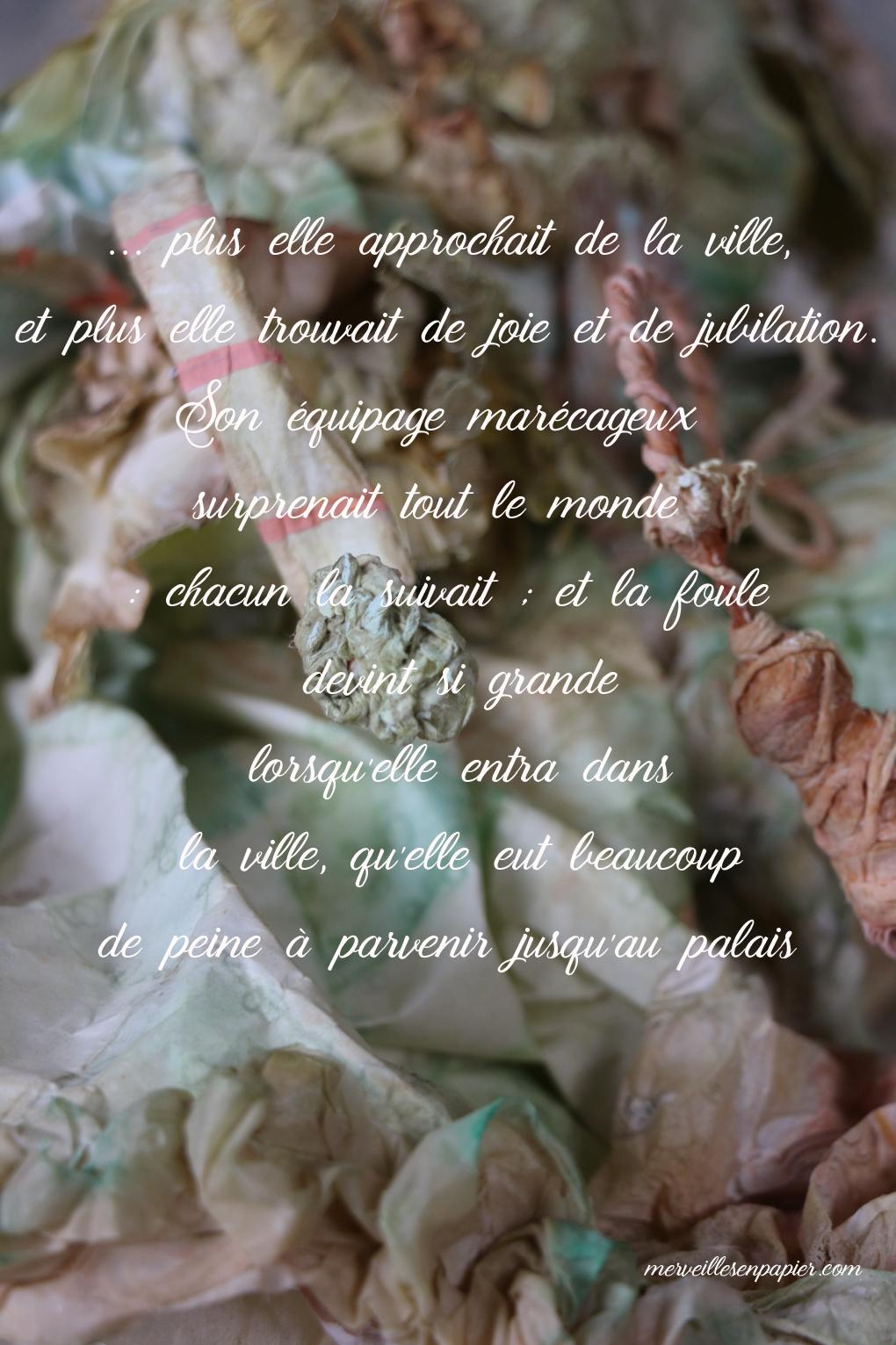 La grenouille Bienfaisante -Madame d'Aulnoy