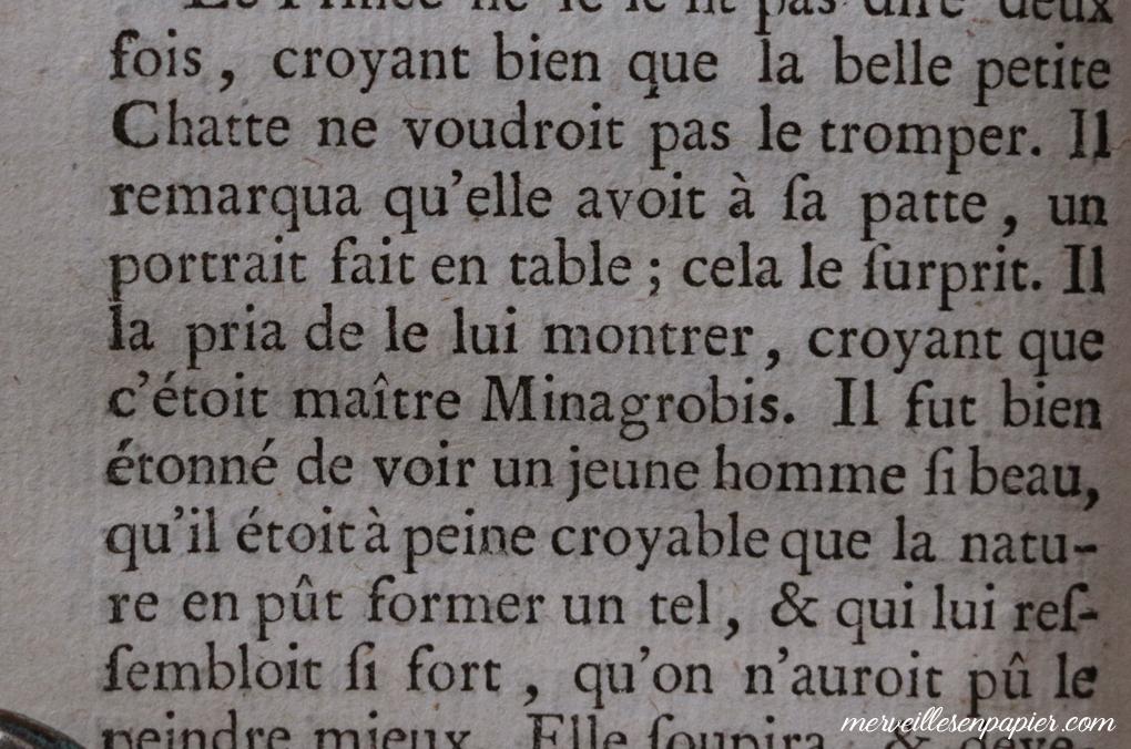 La Chatte Blanche - Madame d'Aulnoy