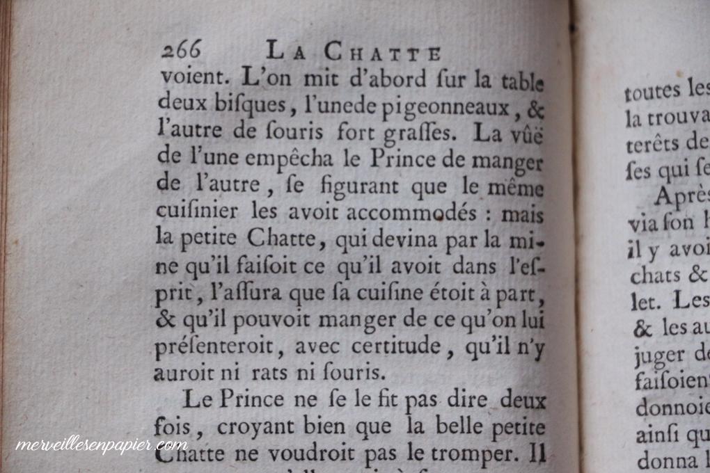 La chatte Blanche- Madame d'Aulnoy