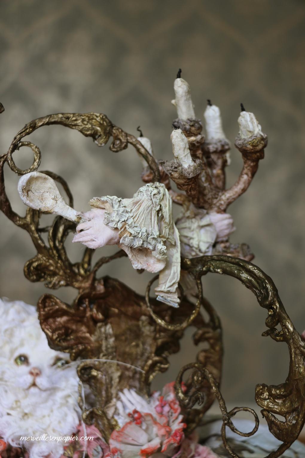 White Cat Madame d' Aulnoy