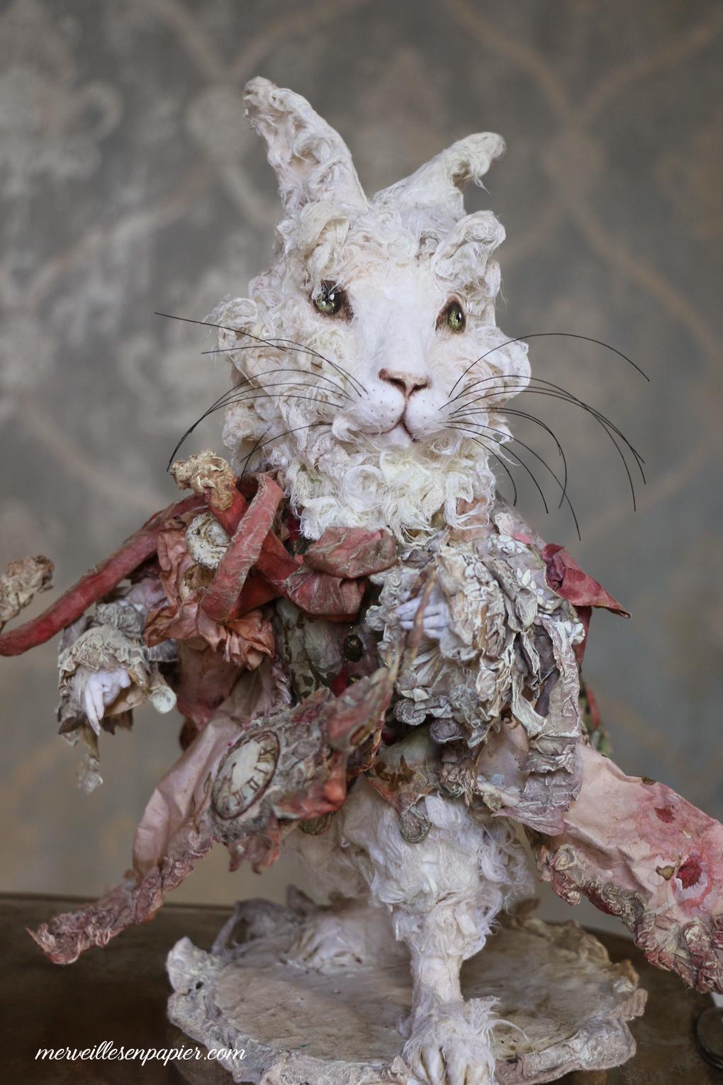 White Rabbit - Alice in Wonderland