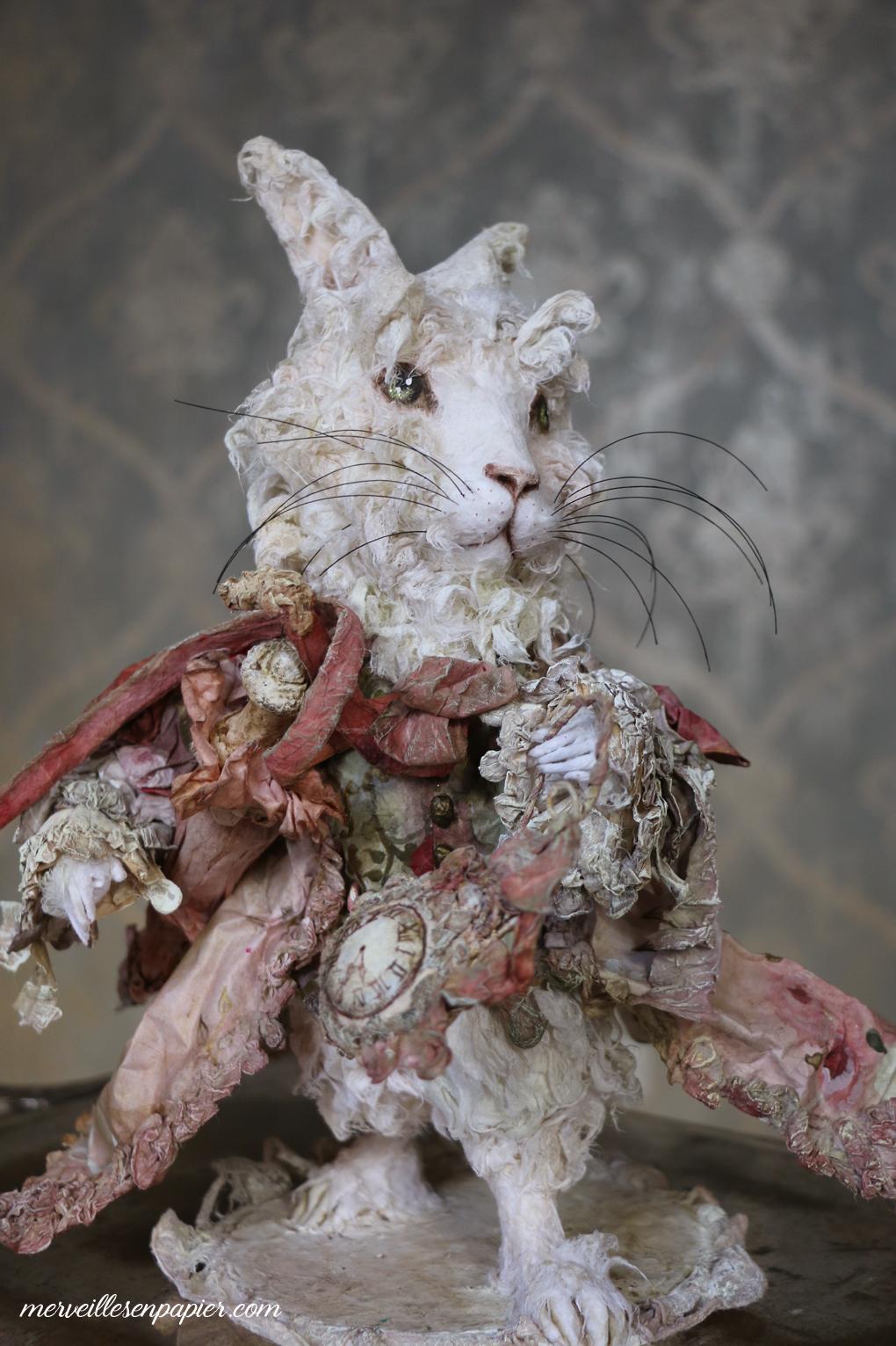 White Rabbit -Alice in Wonderland