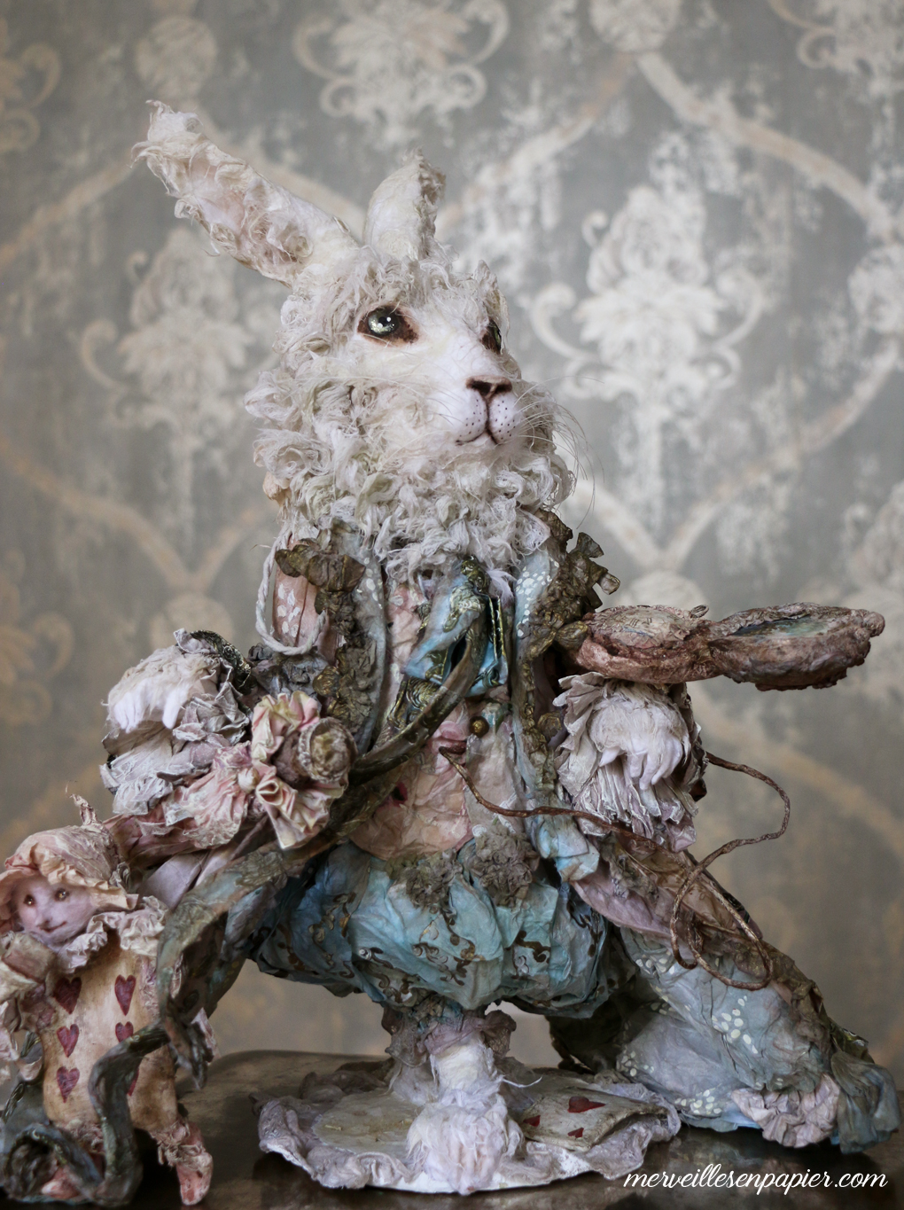 White Rabbit- Alice in Wonderland