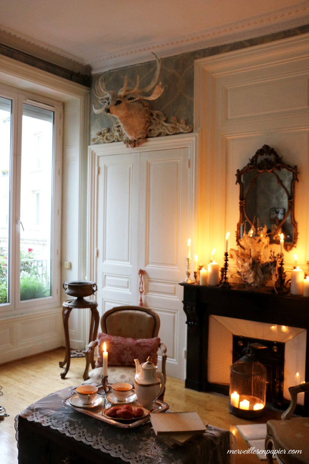 Fairy tale living room