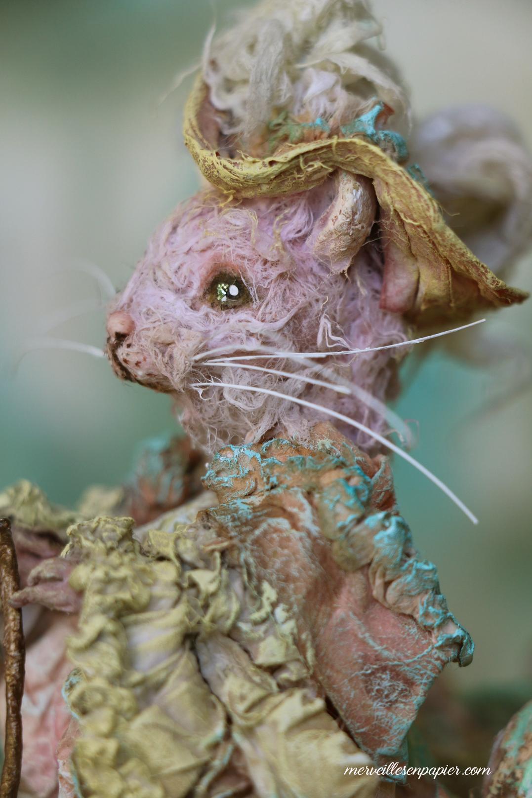 The pink rat driver- The Blue Bird- Madame d'Aulnoy