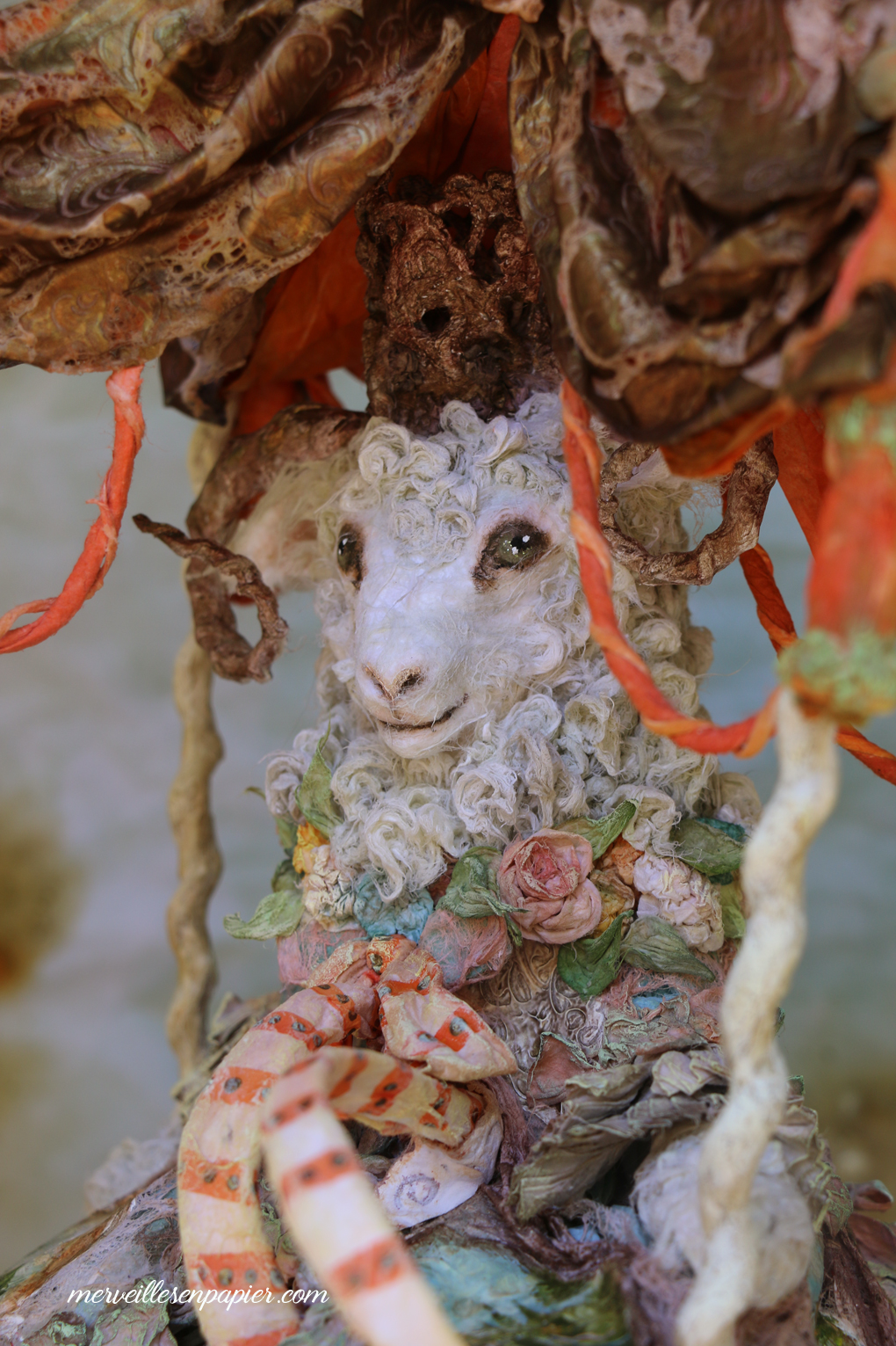 Le mouton- madame d'aulnoy