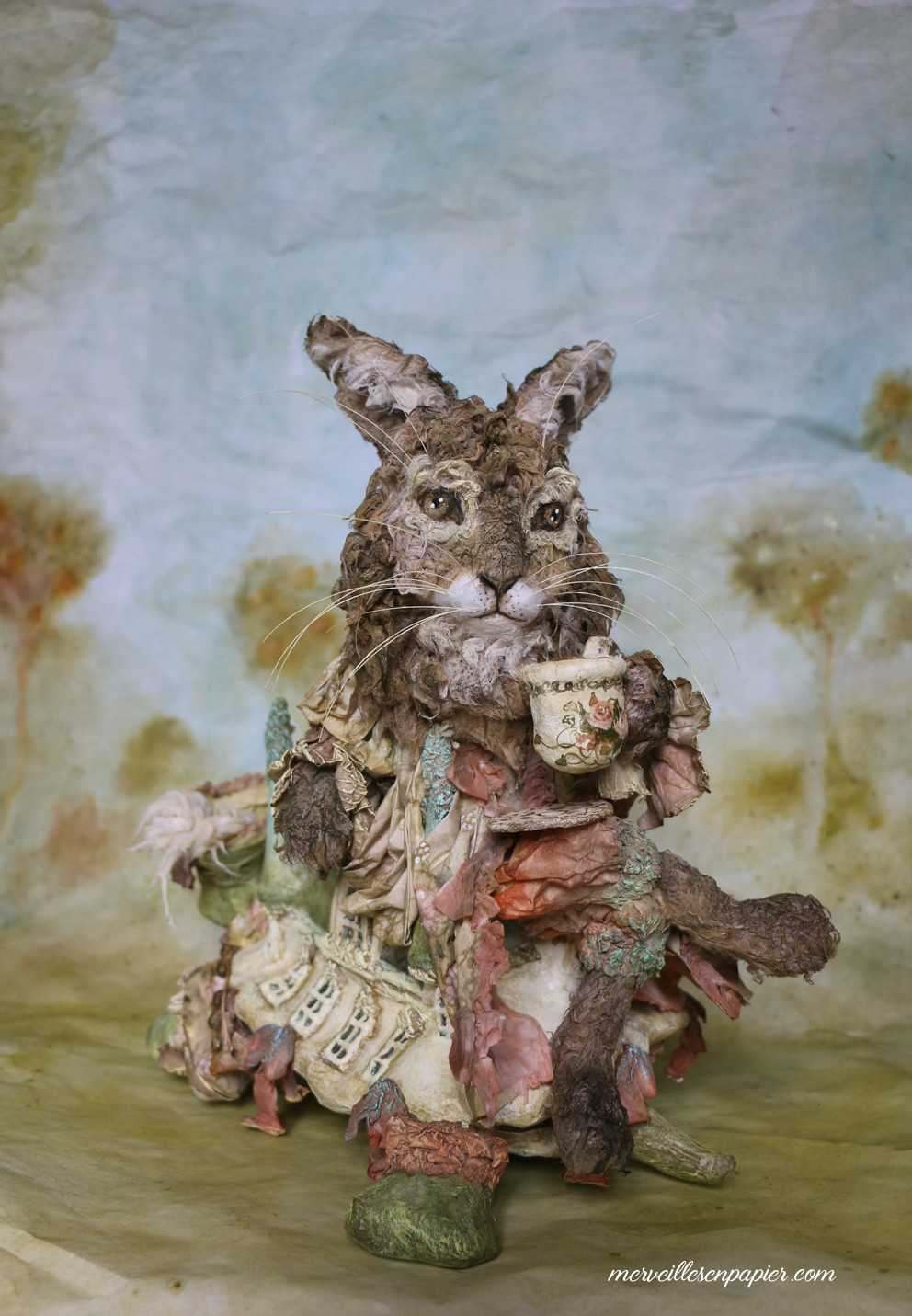 The Hare and The tortoise- La Fontaine 's Fables
