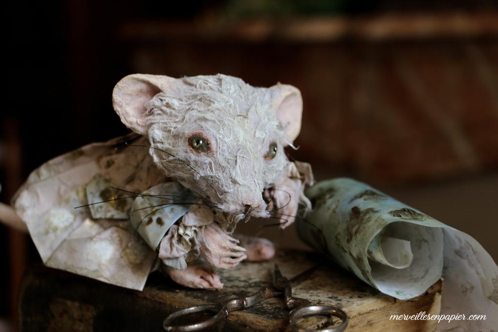 Cinderella's mice in progress