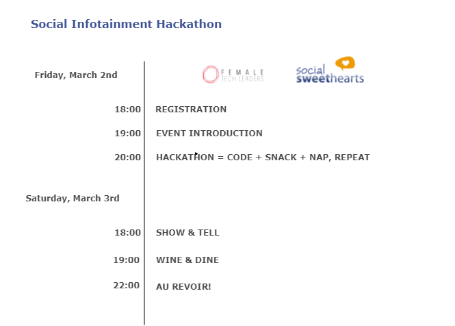 24 hours of hacking is just around the corner!