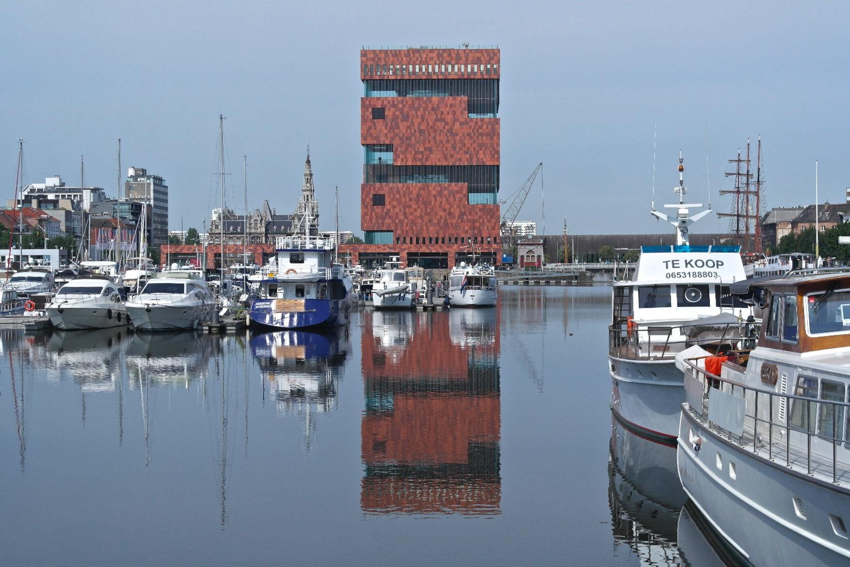 Continue your adventures in Antwerp... -
