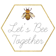 Lets Bee Together Badge.png