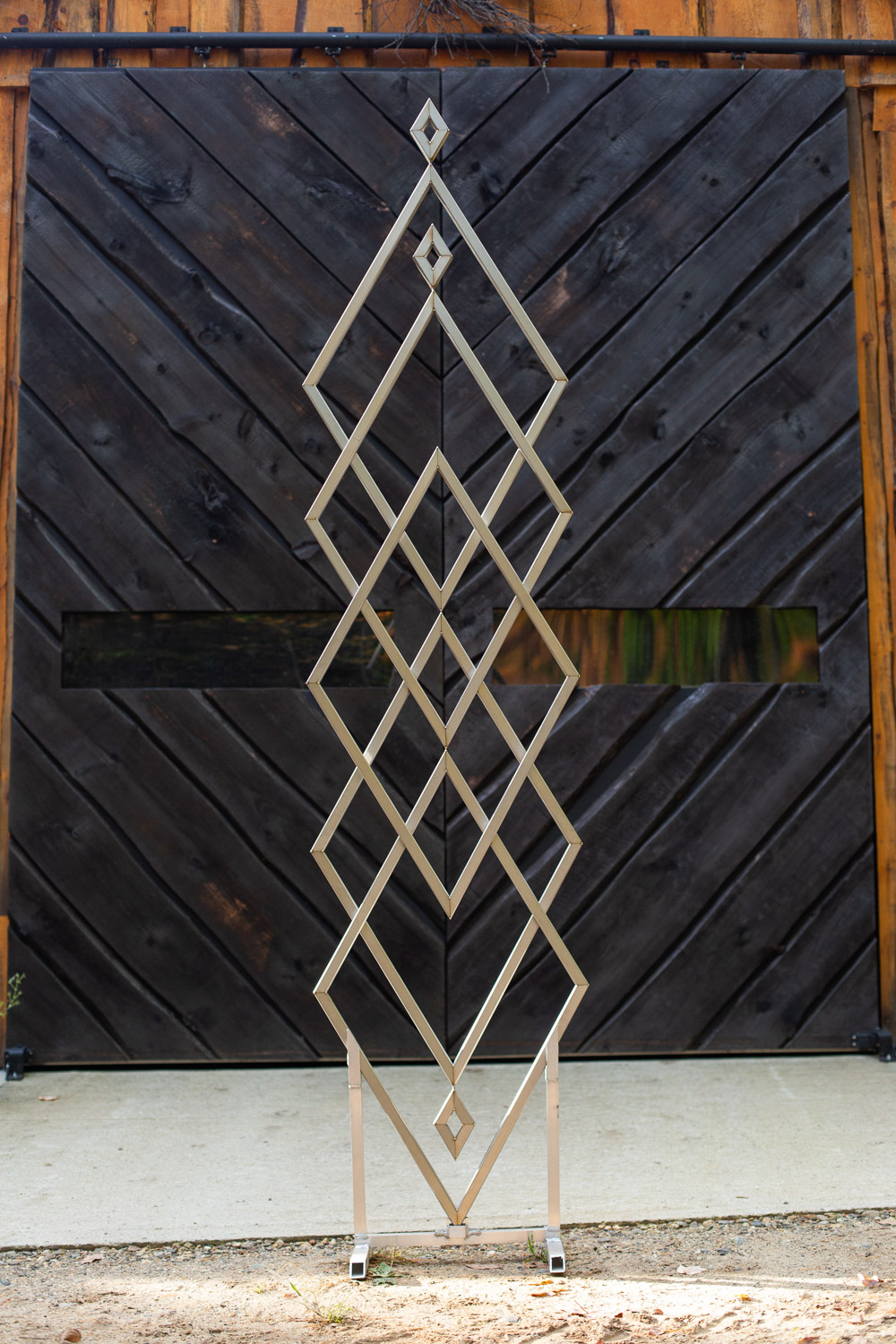 Stainless Steel Trellis