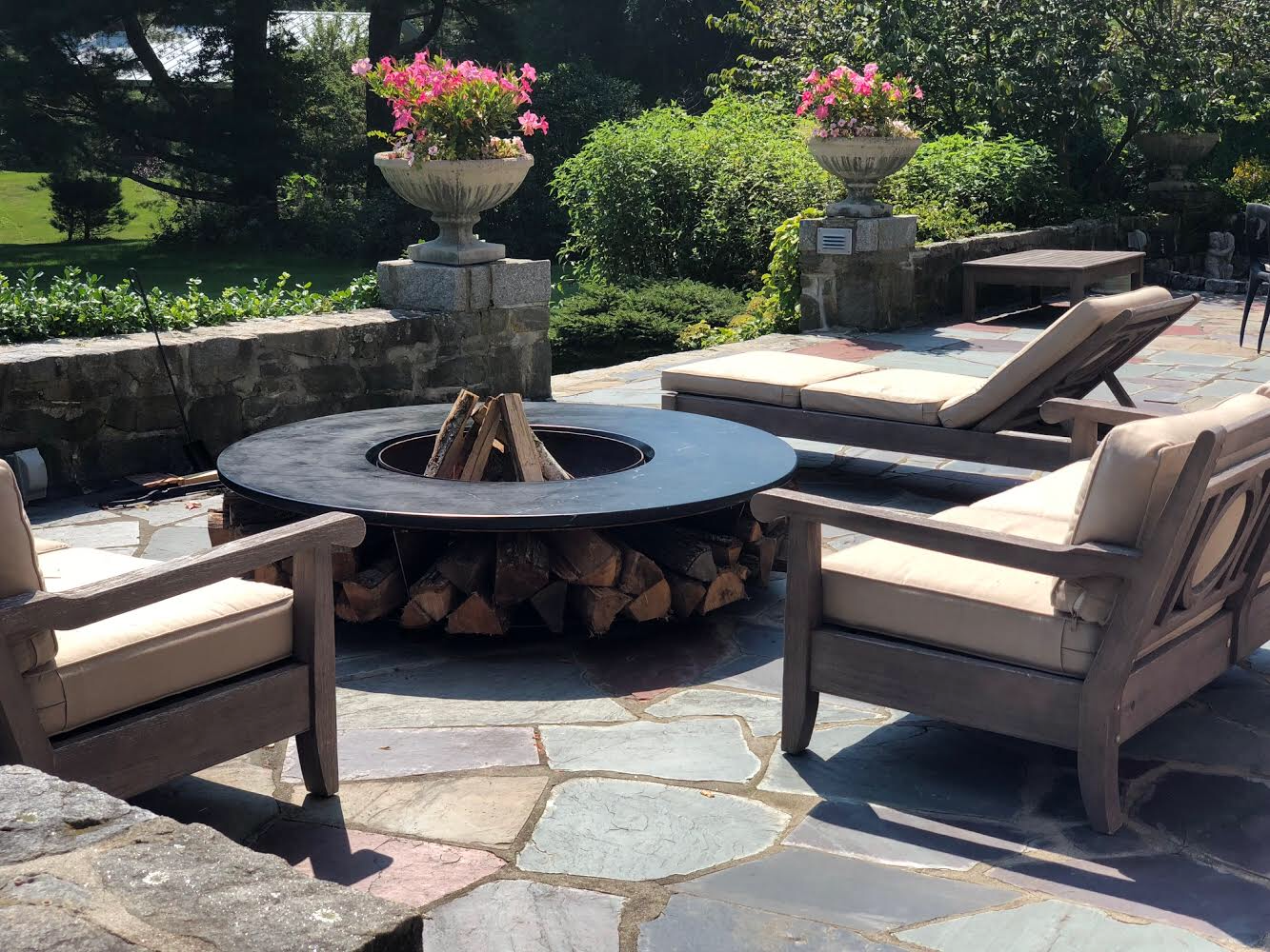 Steel Outdoor Fire-pit