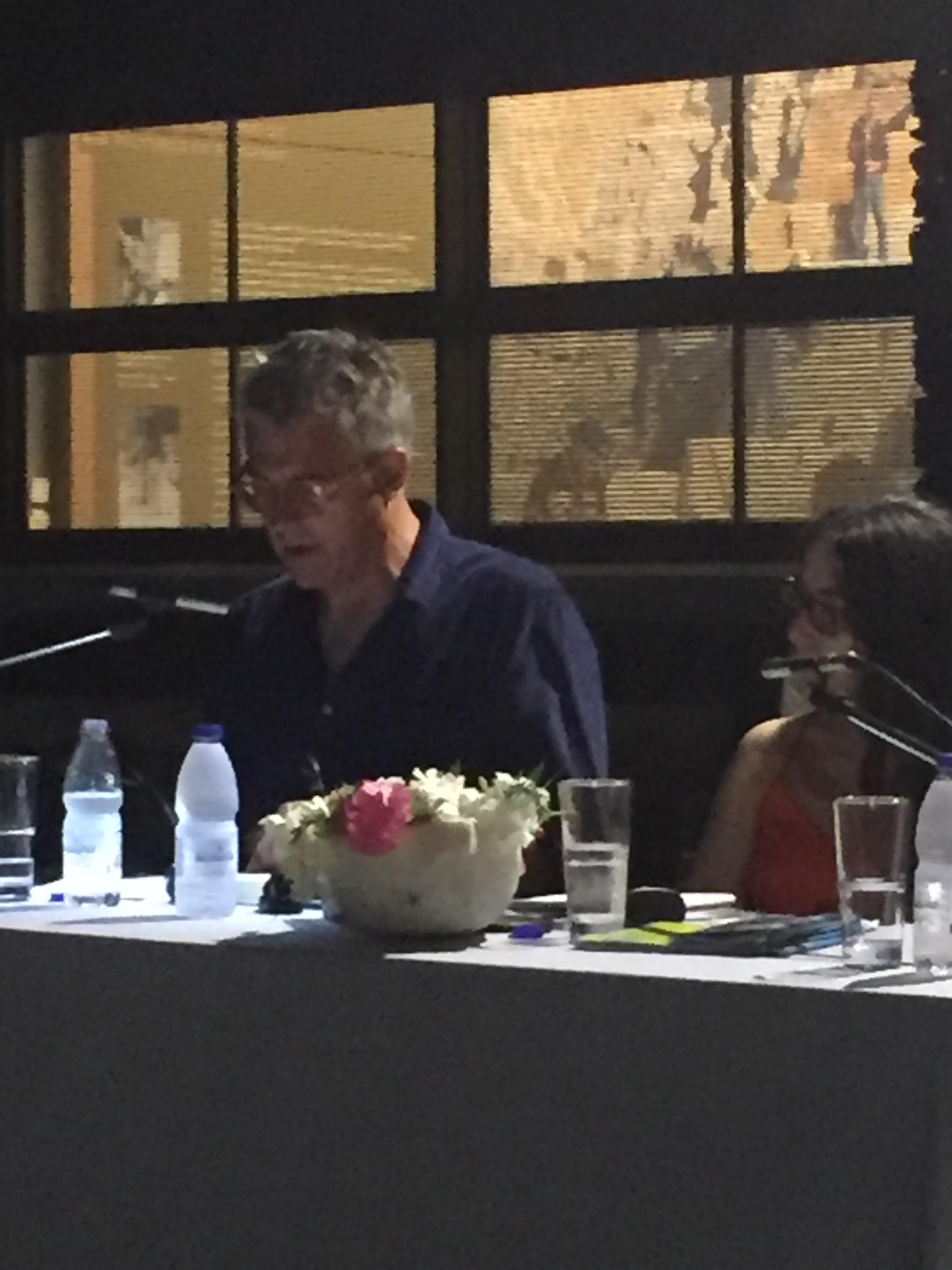 Tinos International Literary Festival, July 2018