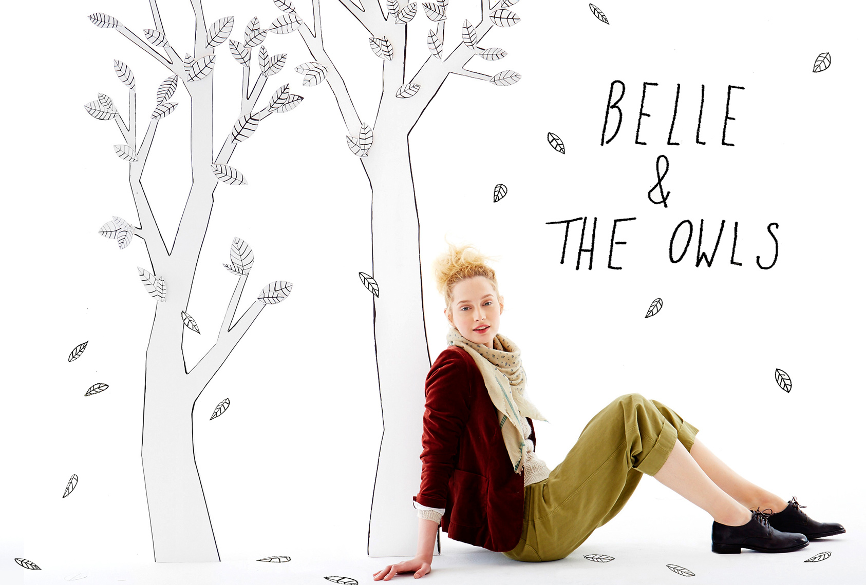 Belle And The Owls Fashion Project by Two Eye Monkey directed and photographed by Grace Huang