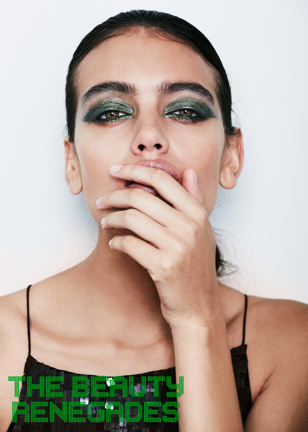 The Beauty Renegades featuring Claudia photographed by Grace Huang