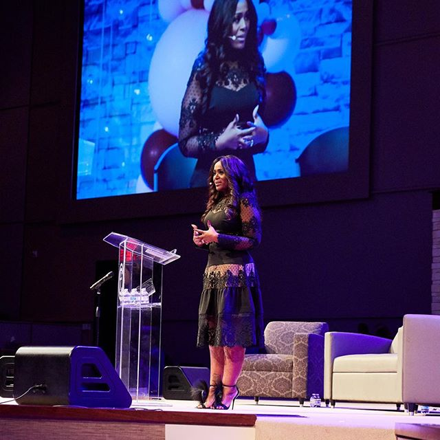 @kimolusanya shared her powerful testimony at #wopconference18 !!! She's not just a survivor, she THRIVES! Check out her amazing work with @actionwithcompassion to help women overcome domestic violence. 📸: @mo_storyteller